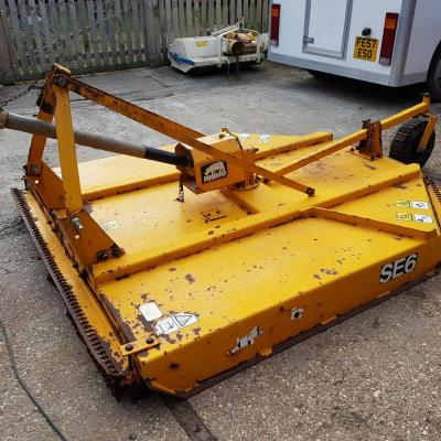 McConnell Rhino SE6 Topper for Sale - Compact Equipment